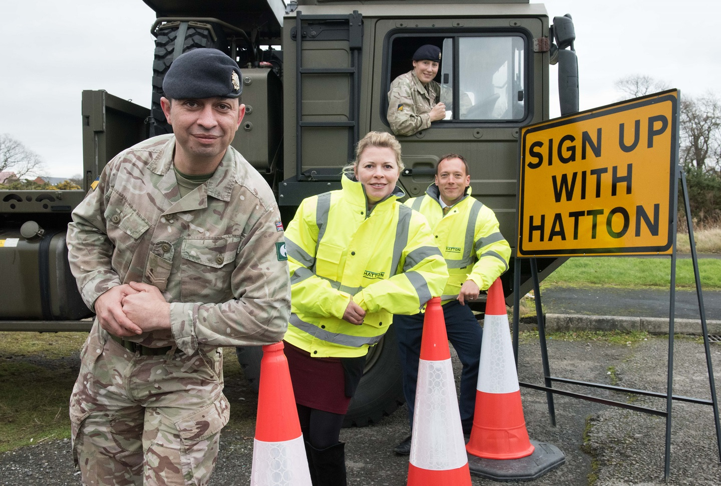 Armed Forces Covenant Sign Up