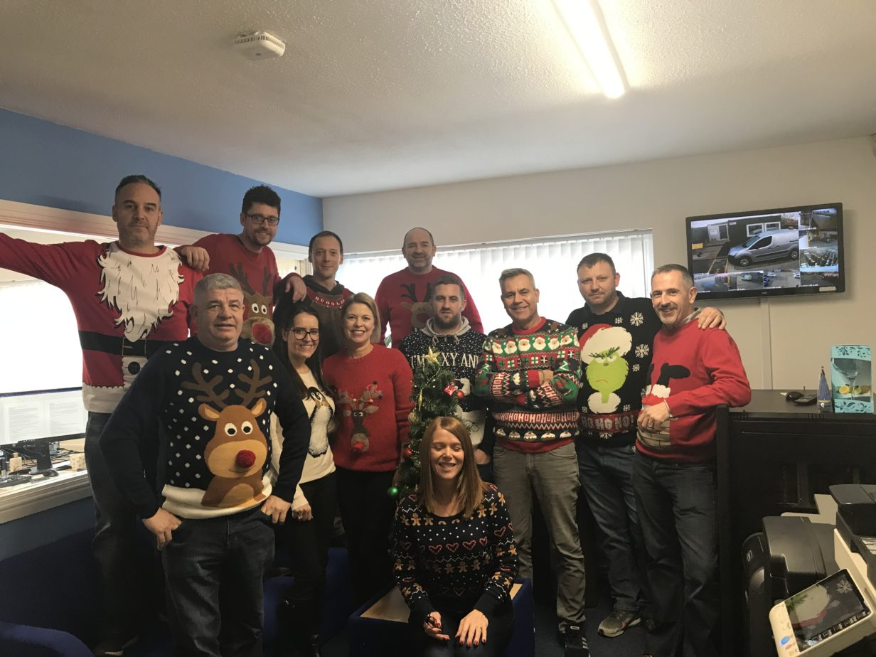 Xmas Jumper Day 2018 Newcastle